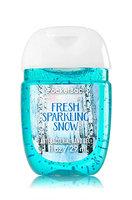 Bath & Body Works® PocketBac Fresh Sparkling Snow Anti-Bacterial Hand Gel