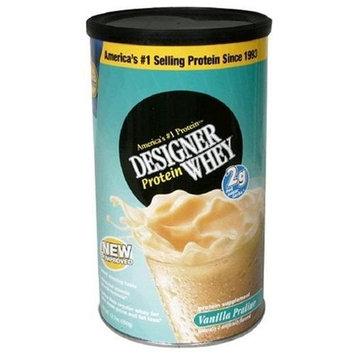Next Proteins Designer Whey Designer Whey, Protein Supplement, Vanilla Praline, 12.7 oz (360 g)