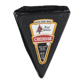 Roth Kase Minis Red Spruce Cheddar