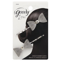Goody FashioNow Bobby Metal Bow 2 Pack