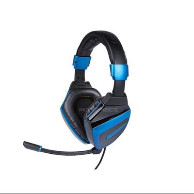 Monoprice 7.1 Dolby Digital Amplified Gaming Headset for XboxÆ 360, PS3Æ, and PC - BLACK