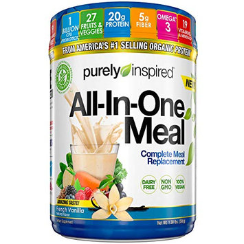 purely inspired® All-In-One Meal Complete Meal Replacement French Vanilla