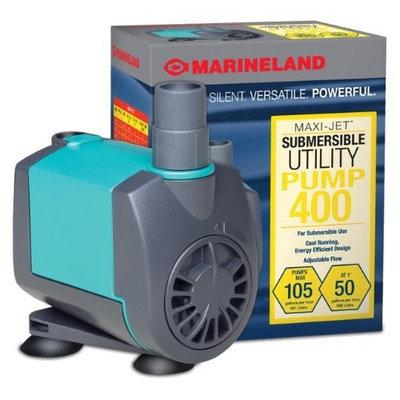 Marineland NJ400 Maxi-Jet Submersible Utility Pump, 7-Watt, 106 GPH