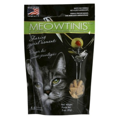 Omega Meowtini Cat Treat 3oz