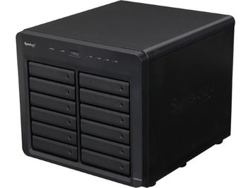 Synology DS3615xs 12-bay NAS (No Drives, Chassis Only)