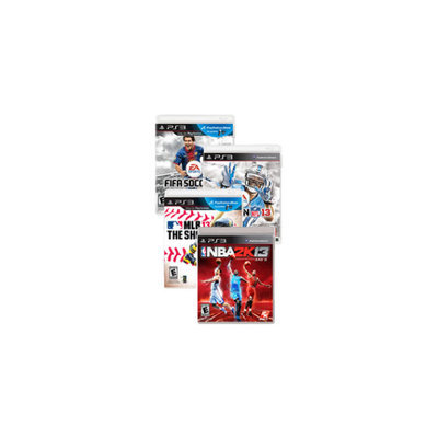 PlayStation 3 2013 Sports Bundle