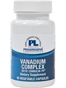 Progressive Labs Vanadium Complex 90 vcaps