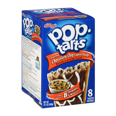 Kellogg's Pop-Tarts, Frosted Chocolate Chip Cooke Dough