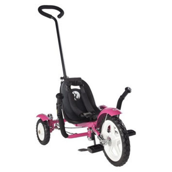 Mobo Total Tot (Pink): The Roll-to-Ride Three Wheeled Cruiser (12 )