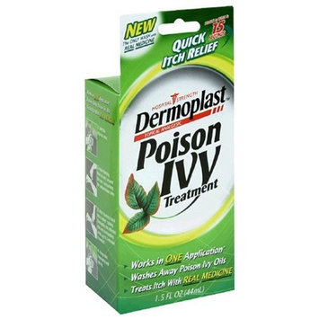 Dermoplast Poison Ivy Treatment, Topical Analgesic, 1.5-Ounce Bottle
