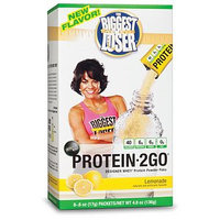 The Biggest Loser by Designer Whey Protein 2GO