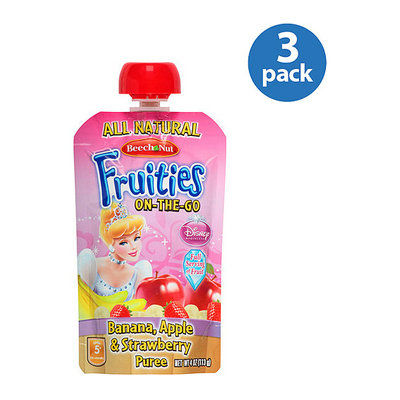Beech-Nut Stage 5 Fruities On-the-Go Banana