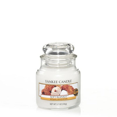 Soft Blanket Small Scented Jar