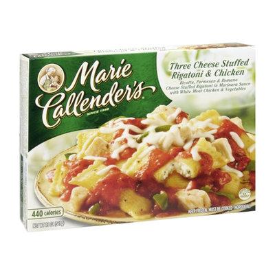 Marie Callender's Three Cheese Stuffed Rigatoni & Chicken Meal