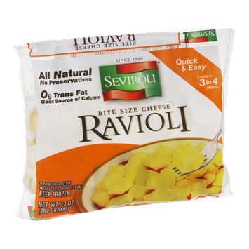 Seviroli Bite Size Cheese Ravioli