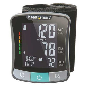 HealthSmart Premium Talking Automatic Digital Wrist Blood Pressure Monitor