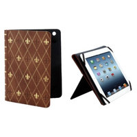 Brookstone Classic Tablet Case - Tan (809661)