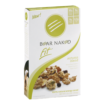 Bear Naked Fit Autumn Blend 100% Natural Energy Cereal