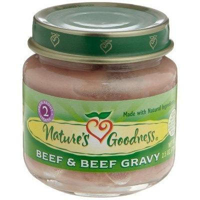 Heinz® Natures Goodness Baby Food, Beef & Beef Gravy