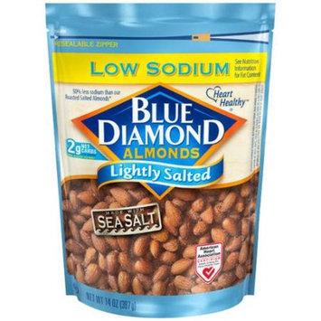 Blue Diamond Lightly Salted Almonds, 14 oz
