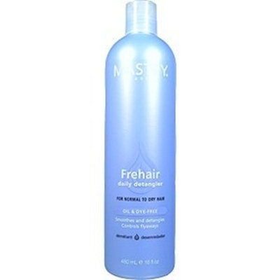 Mastey Frehair Daily Conditioner Detangler, 16 Fluid Ounce