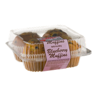 Sweet City Blueberry Muffins - 4 CT