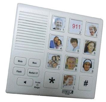 Future Call FC-2409 Picture Speakerphone Dialer
