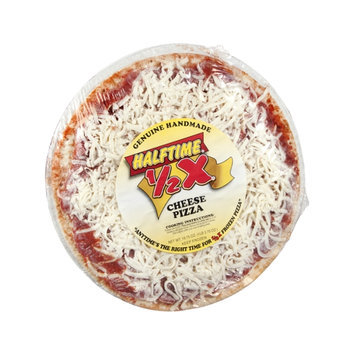 Halftime 1/2 X Genuine Handmade Cheese Pizza