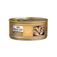 Nutro MAX CAT Chicken and Ocean Fish Formula Gourmet Classics Canned Kitten Food