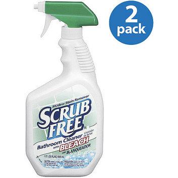 Scrub Free W/Bleach Bathroom Cleaner