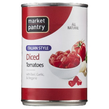 market pantry Market Pantry Italian Style Diced Tomatoes - 14.5 oz.