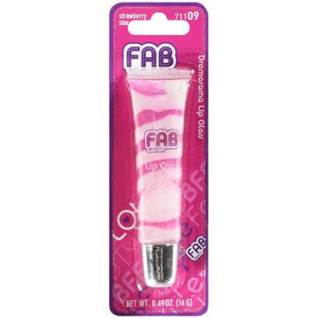 Fab Beauty: Dramarama Strawberry Star 71109 Lip Gloss, .49 Oz New NWT