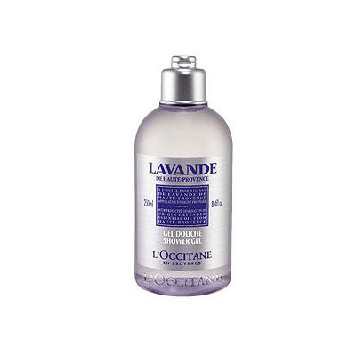 L'Occitane Lavender Harvest Shower Gel