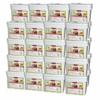 Lindon Farms Food Storage Kit 3 Year Supply for 1 Adult, 12960 Servings, 1 ea