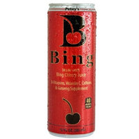 Bing Beverage Company Petey's Cherry Juice