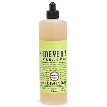 Mrs. Meyer's Clean Day Liquid Dish Soap Lemon Verbena
