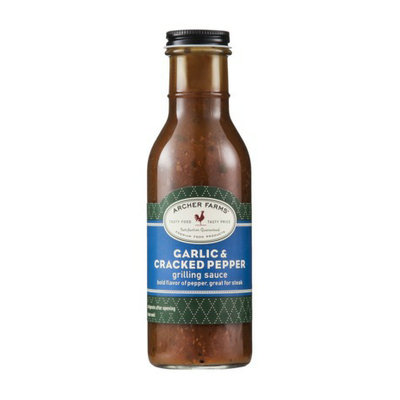 Archer Farms Garlic & Cracked Pepper Grilling Sauce - 11.85 oz.
