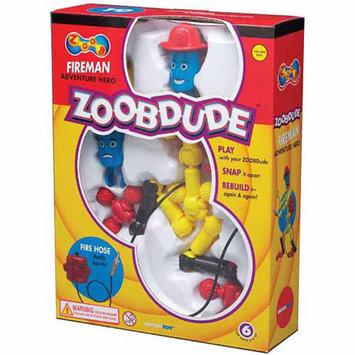 Alex Brands ZOOB 0Z12001 ZOOBDude Fireman