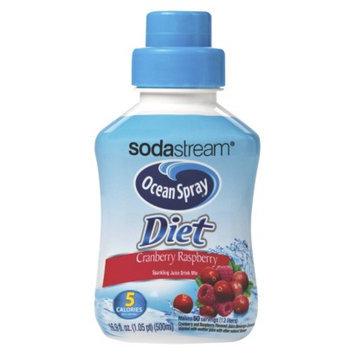 SodaStream Ocean Spray Diet Cranberry Raspberry