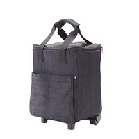 Oenophilia 104979 Nomad Portable Wine Caddy