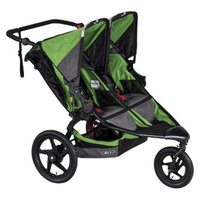 BOB Revolution Flex Duallie Stroller - Wilderness