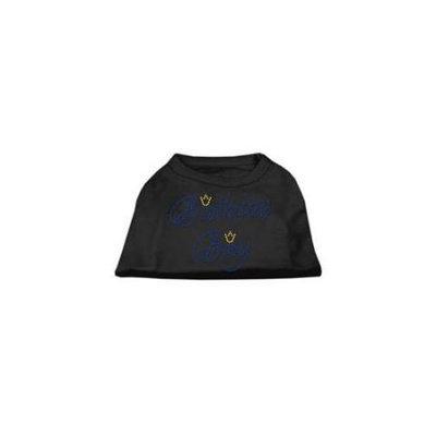 Mirage Pet Products 52-10 LGBK Birthday Boy Rhinestone Shirts Black L - 14