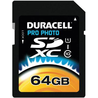 Duracell DU-SDHS64G-R 64GB SDXC Card