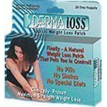 Premier Marketing DermaLoss - Weight Loss Patch - 30 Topical Patches