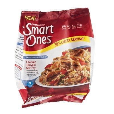 Weight Watchers Smart Ones Chicken Teriyaki Stir Fry