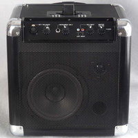 Portable Speaker System with USB SD Reader
