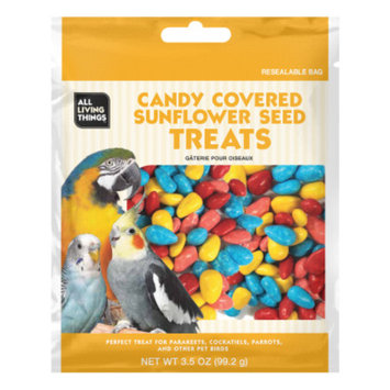 All Living ThingsA Candy-Covered Sunflower Seed Bird Treats
