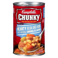 Campbells Campbell's Chunky Bean & Ham Soup 19 oz