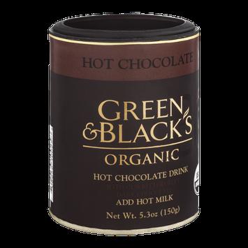 Green & Black's Organic Hot Chocolate Drink