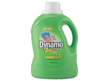 Phoenix Brands PBC 48110 Dynamo Liquid Detergent- Sunshine Fresh- 100 oz. Bottle - Case of 4